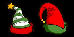 Christmas Elf Hat Curseur