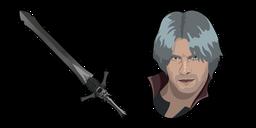 Devil May Cry 5 Dante Rebellion Sword Curseur
