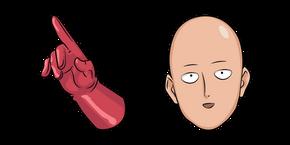 OnePunch-Man Saitama Curseur