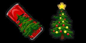 Курсор Christmas Truck