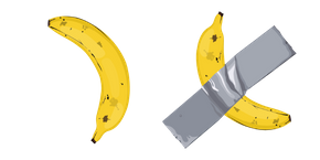 Duct Tape Banana Cursor