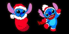 Lilo & Stitch Christmas Stitch Curseur