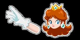 Super Mario Princess Daisy Curseur