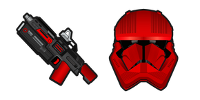 Курсор Star Wars Sith Trooper Blaster