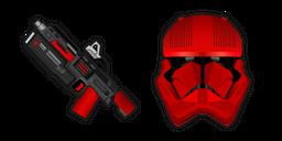 Star Wars Sith Trooper Blaster Cursor