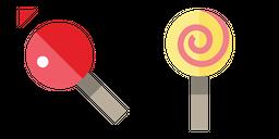 Lollipop Cursor