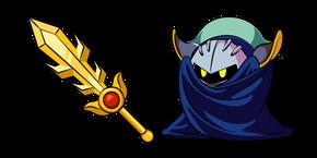 Kirby Meta Knight Cursor