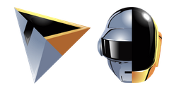 Daft Punk Cursor