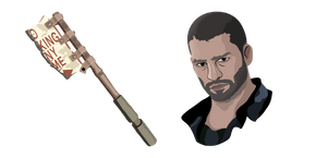 Dying Light Kyle Crane Cursor