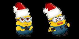 Christmas Minions Curseur