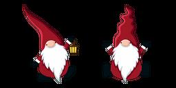 Christmas Gnome Curseur