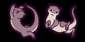 Cute Otter Curseur