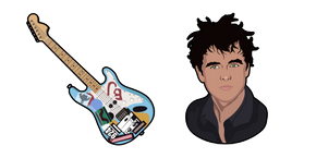Billie Joe Armstrong Cursor