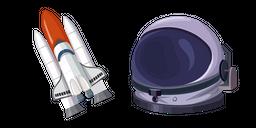 Astronaut Curseur