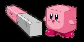 Kirby Curby Meme Curseur