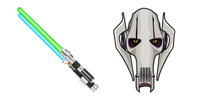 Star Wars General Grievous Lightsabers
