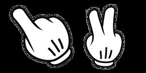 Disney Hand Cursor