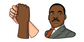 Martin Luther King Jr. Cursor