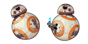 Star Wars BB-8 Cursor