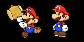 Paper Mario Curseur
