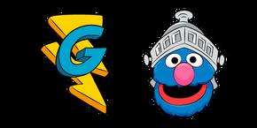 Sesame Street Super Grover Curseur