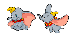 Dumbo Curseur