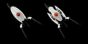 Portal 2 Sentry Turret Curseur