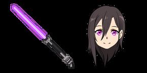 Sword Art Online Kirito Kagemitsu G4 Photon Sword Cursor
