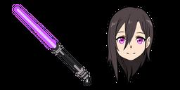 Sword Art Online Kirito Kagemitsu G4 Photon Sword Curseur