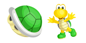 Super Mario Koopa Troopa