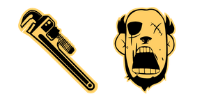 Bendy and the Ink Machine Piper Cursor