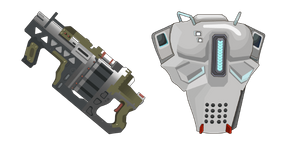 Titanfall 2 Ronin Leadwall Shotgun Curseur