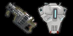 Курсор Titanfall 2 Ronin Leadwall Shotgun