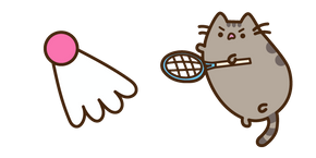 Pusheen Birdies Cursor
