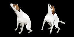 Brazil Dog Dance Meme Cursor