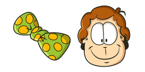 Garfield Jon Arbuckle Cursor