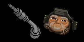 Star Wars Babu Frik Cursor