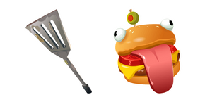 Fortnite Beef Boss Patty Whacker Pickaxe Cursor