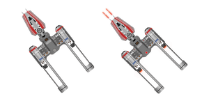Star Wars BTA-NR2 Y-wing Starfighter Cursor