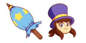 Курсор A Hat in Time Hat Kid