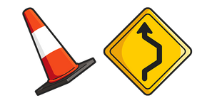 Roadworks Cursor