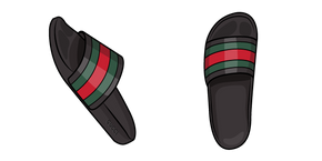 Gucci Flip Flops Curseur