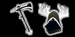 Fortnite Perfect Shadow Skin Stark Splitter Pickaxe Cursor