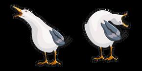 Inhaling Seagull Meme Curseur