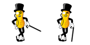 Курсор Planters Mr. Peanut