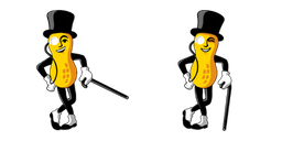 Planters Mr. Peanut Cursor
