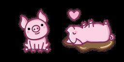 Cute Pig Cursor