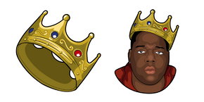The Notorious B.I.G. Cursor