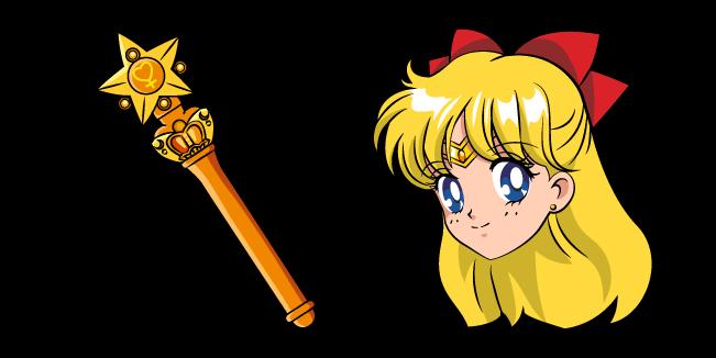 Sailor Moon Sailor Venus Stick