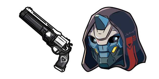 Destiny 2 Cayde-6 and Ace of Spades